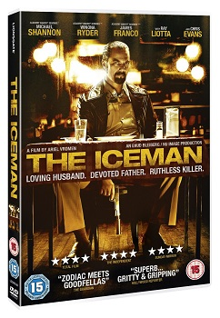 The Iceman DVD Cover
