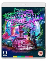 Dead-End Drive-In BR Cover