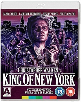 King of New York BR Cover